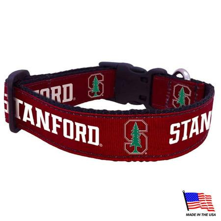 Stanford Cardinal Pet Collar - - Stanford Cardinals