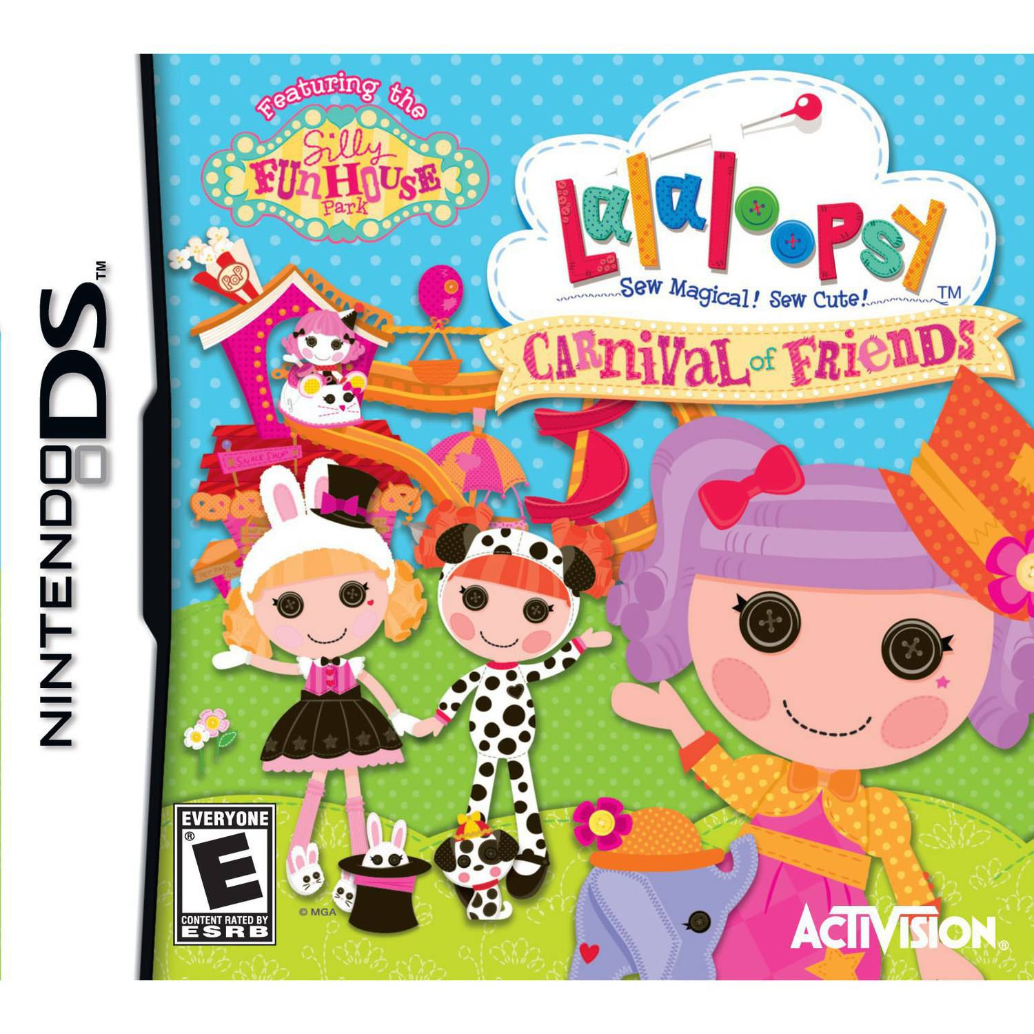Lalaloopsy: Carnival of Friends (DS)