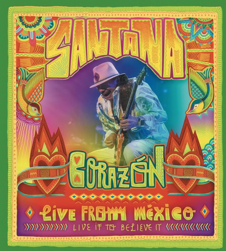 Corazon: Live from Mexico - Live It to Believe It (CD)