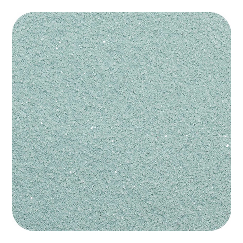 Sandtastik Classic Colored Non-Toxic Play Sand 1 Lb (454 G) Bag - Aqua