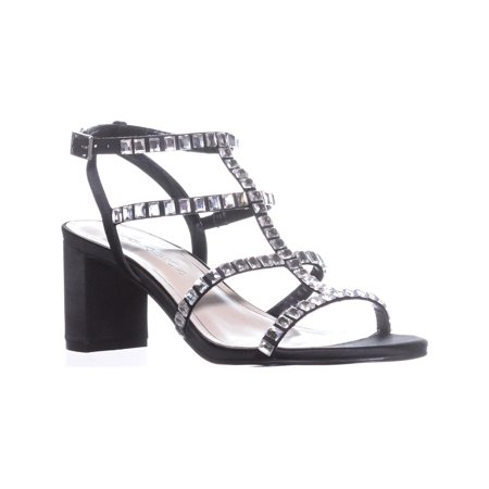 Caparros Womens Insync Open Toe Formal Ankle Strap