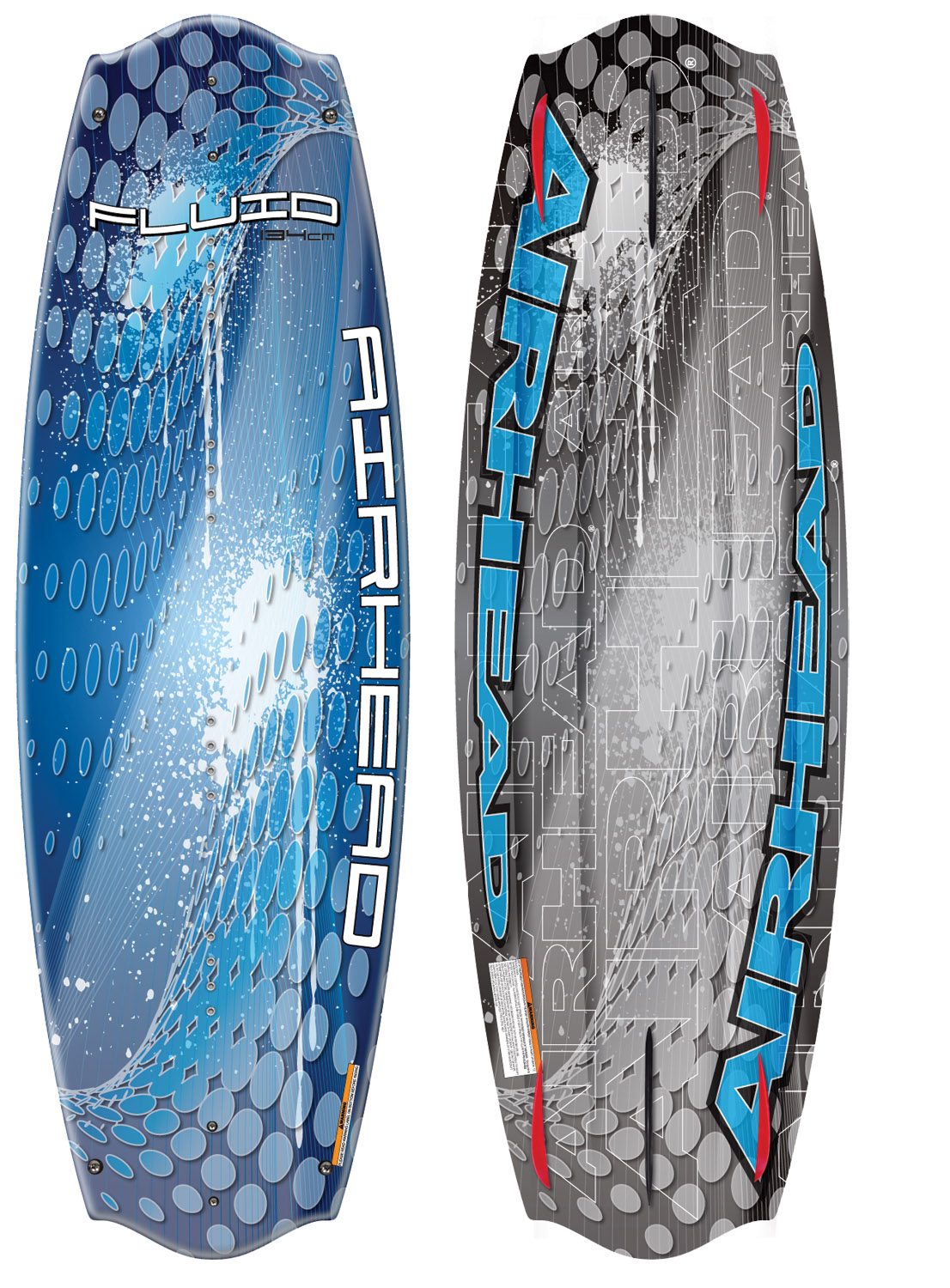 Fluid Wakeboard by AIRHEAD SPORTS GROUP
