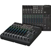 Mackie - 1202VLZ4 12-Channel Compact Mixer