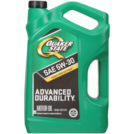 Quaker state sae 5w 30 advanced durability motor oil for Quaker state advanced durability motor oil review