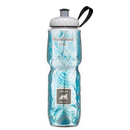 Polar Bottle Sport Insulated 24 Oz Water Bottle Sea