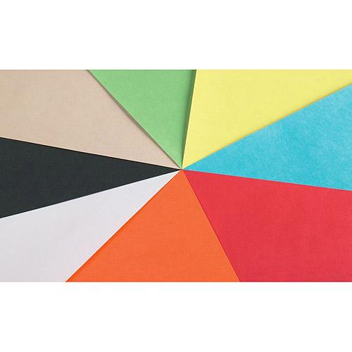 """School Smart Folding Bristol Tagboard, 9"""" x 12"""", Pack of 100"""
