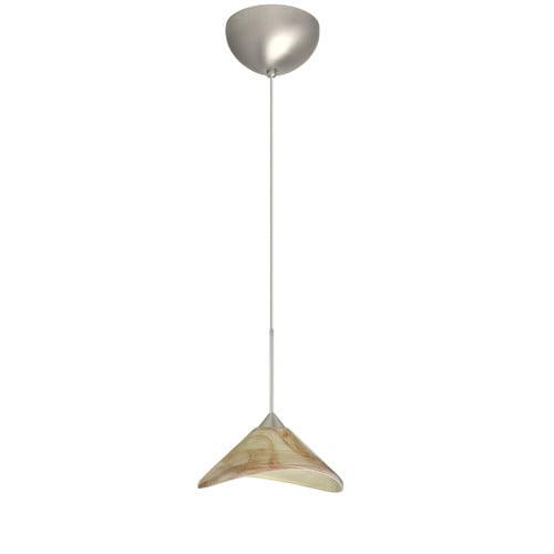 Besa Lighting Hoppi 1 Light Mini Pendant