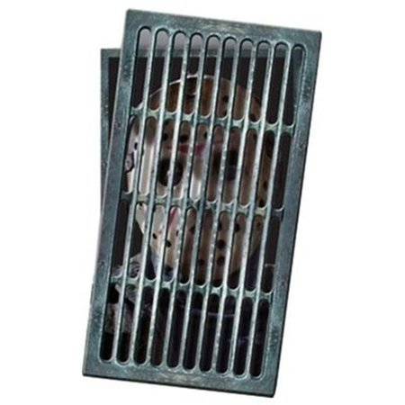 Jason Grate Floor Halloween Decoration for $<!---->