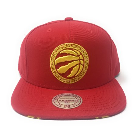 Mitchell and Ness Toronto Raptors Chinese New Year - Cooking Rooster Red Snapback Hat - image 5 of 5