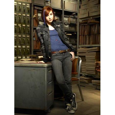 Allison Scagliotti Poster Warehouse 13 Desk 16