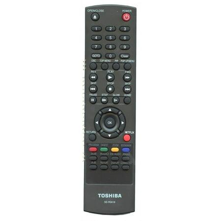 TOSHIBA SER0418 (p/n: AH700980) Blu-Ray DVD Player Remote Control (new) (Toshiba Blu Ray Remote Control)