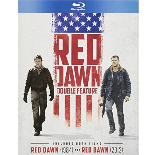 Red Dawn (1984) / Red Dawn (2012) (Blu-ray)