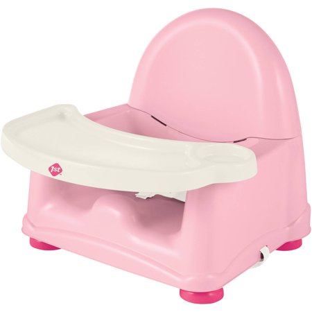 safety 1st easy care swing tray feeding booster seat pink. Black Bedroom Furniture Sets. Home Design Ideas