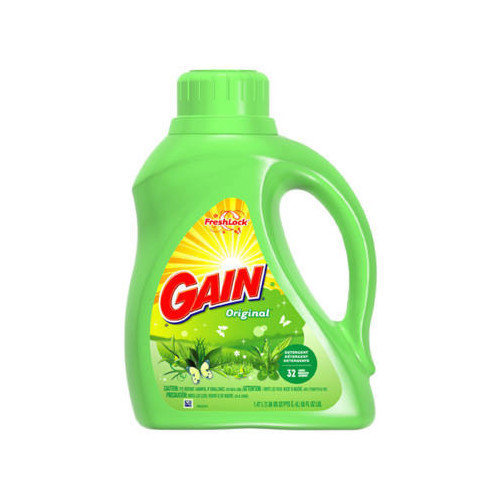Gain Original Scent Powder Laundry Detergent  Box