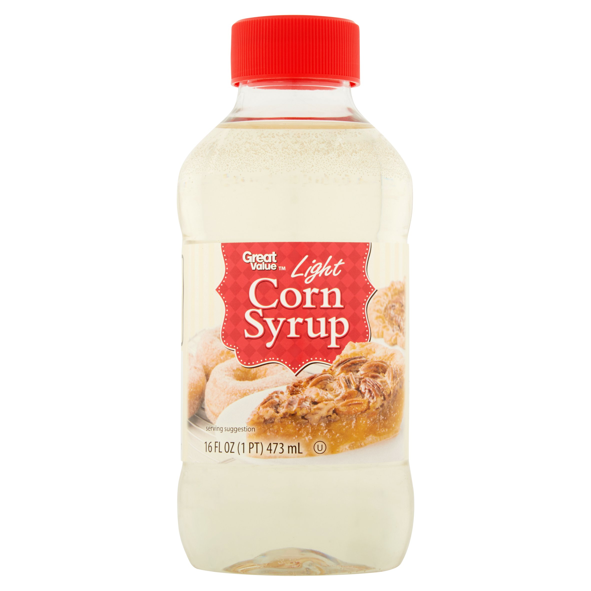 Great Value Light Corn Syrup, 16 oz