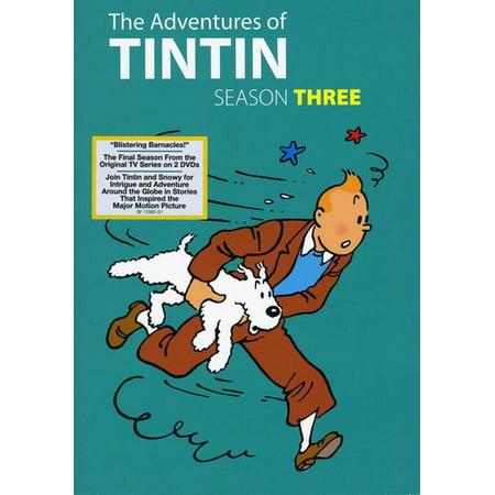 The Adventures Of Tintin  Season Three