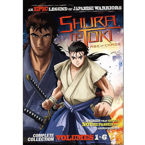 Shura No Toki Collection (7 Discs)