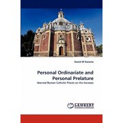 Personal Ordinariate and Personal Prelature