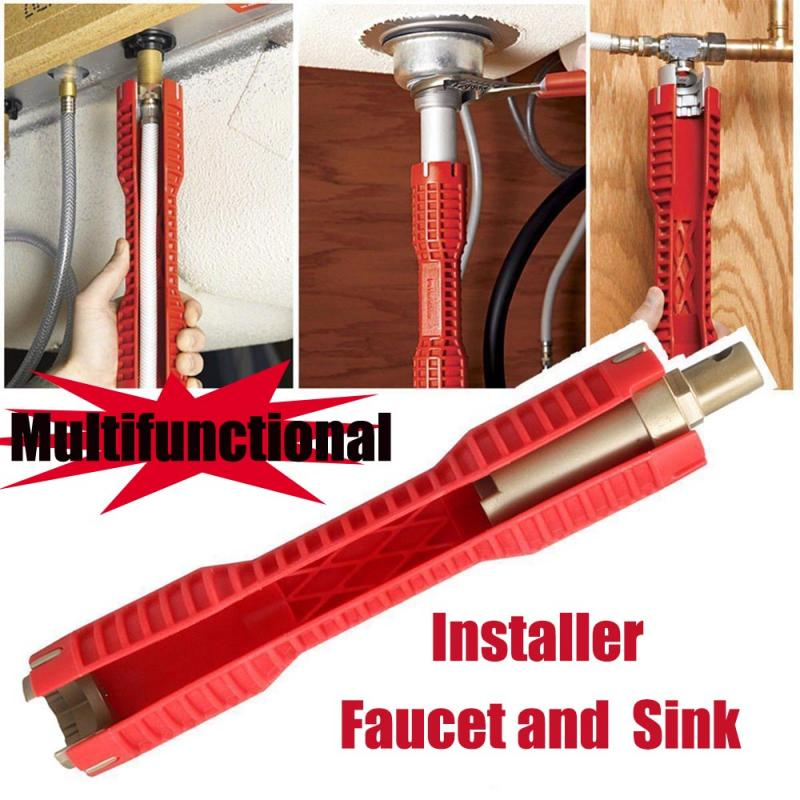 Professional Faucet Wrenc Sink Installer Install Tool Kitchen