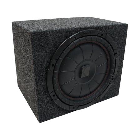 Universal Car Stereo Rearfire Sealed Single 10