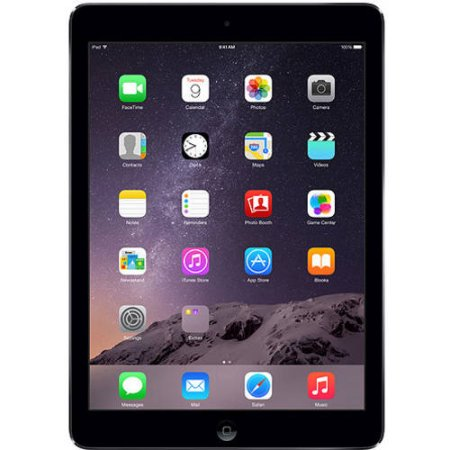 Apple iPad Air 16GB Wi-Fi, Space Grey (Certified Refurbished)