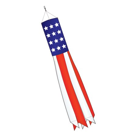 Two Group - USA Americana - Everyday Applique Decorative Windsock 10