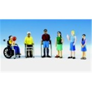 Marvel Education Diverse Abilities, Pretend Play Figure, Set - 6