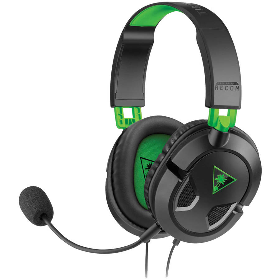 Turtle Beach Recon X Gaming Headset Xbox One Ps Pc Mobile