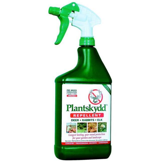 Tree World PS-1L-Case Plantskydd Case 1qt RTU Spray Bottle - Case of 12