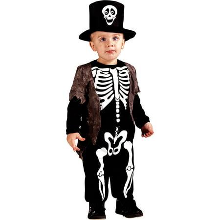 Happy Dwarf Halloween Costume (Kids Happy Skeleton Toddler)