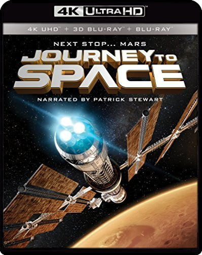 Imax: Journey To Space (4K Ultra HD + Blu-ray 3D) by Gaiam Americas