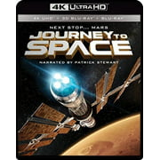 IMAX: Journey To Space (4K Ultra HD + 3D Blu-ray + Blu-ray) by