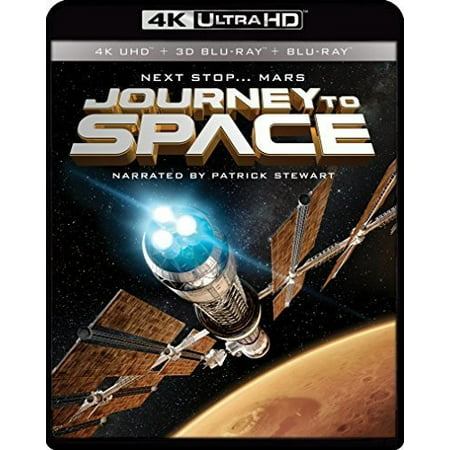 Imax  Journey To Space  4K Ultra Hd   Blu Ray 3D