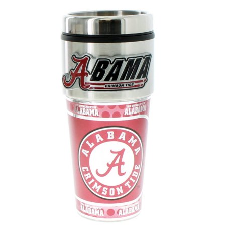 Alabama Stainless Steel Tumbler