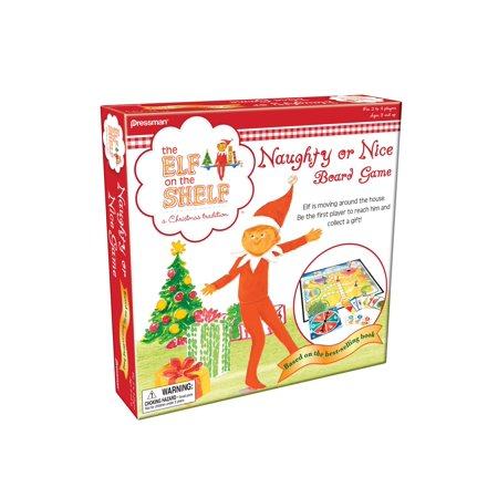 Pressman Toy Elf on the Shelf Naughty or Nice Game