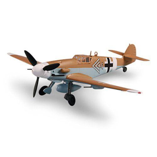 Easy Model BF109G-2 JG27 Germany Model Airplane