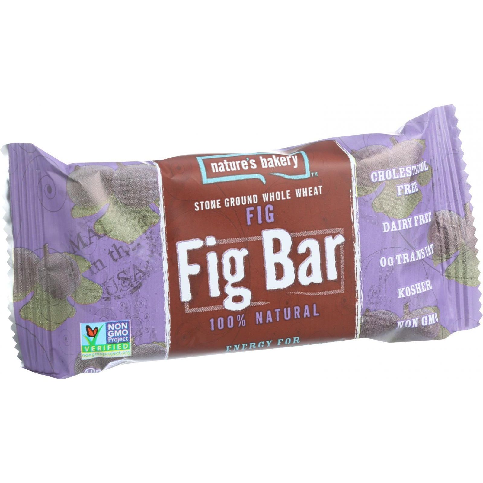 Nature's Bakery Natures Bakery  Fig Bar, 2 oz