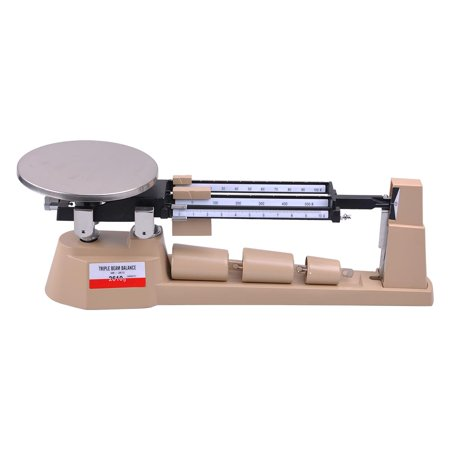 2610gX0.1g Triple Beam Mechanical Balance Scale Weight Lab Business Home AMW TB-2610 Digital Lab Balance Scale