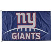 WinCraft New York Giants 3' x 5' Single-Sided Horizontal Flag