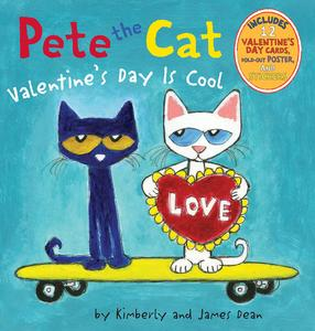 Pete the Cat: Valentine's Day Is Cool - eBook