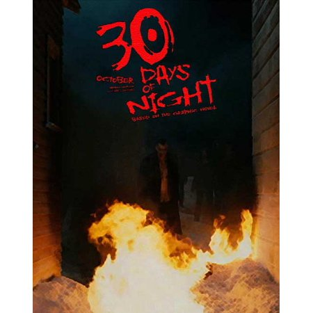 30 Days of Night - movie POSTER (Style B) (11