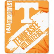 """NCAA Tennessee Volunteers 50"""" x 60"""" Fleece Throw"""