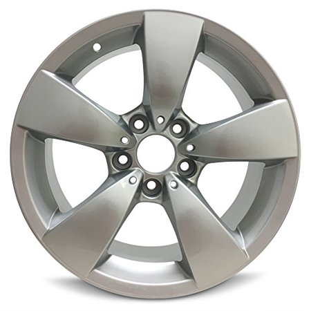 """Road Ready Replacement 17""""Aluminum Alloy Wheel Rim 04-07 BMW 525i 06-10 BMW 528i 06-10 BMW 550i 04-07 BMW 530i 08-10 BMW 535i"""