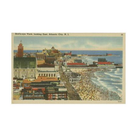 Atlantic City, NJ- III Print Wall Art
