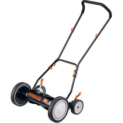 "Remington 16"" Reel Push Mower"