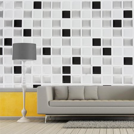 Modern Mosaic Ceramic Tile Sitting Room Toilet Wall Stickers Mosaic - Ceramic tiles mosaics for sale