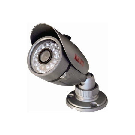 INDOOR/OUTDOOR BULLET 600TVL RJ12/BNC TYPE 80 NIGHTVISION