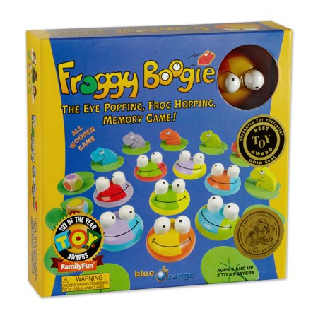 Froggy Phonics Game - Froggy Boogie