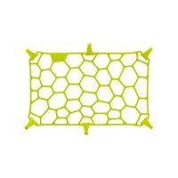 Boon Span Silicone Dishwasher Net to Secure Dinnerware - Keeps Items From Filling With Water, Green