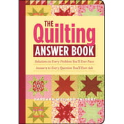 Quilting Answer Book - Paperback